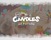 CANDLES OF FUTURE : Kindergarten brand