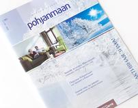 Pohjanmaan magazine/catalog