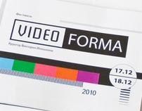Videoforma Festival Catalog 2010
