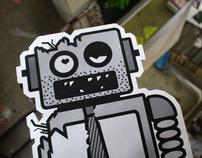 RRROBOT - The TRRRashbot