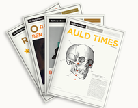 SVA Project - New York Times Book Review Redesign