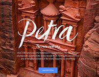 Google Treks: Petra
