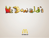 McDonald's g+ doodle