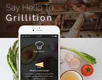 Grillition App - Mobile Design