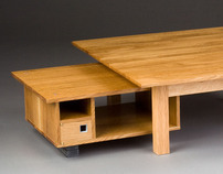 NESTING TEA AND DINING TABLE