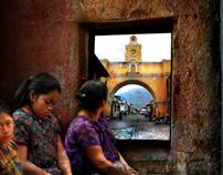 Postal Antigua Guatemala