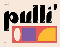 pulli' typeface_2021