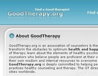 Goodtherapy version 2