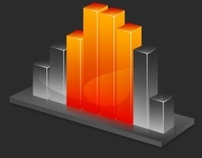 Business Charts Icons
