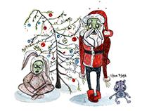 Merry Zombie Xmas!