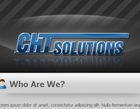 CHTSolutions Redesign