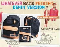 Whatever Bags Catalogue