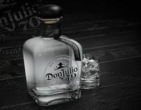 Don Julio 70th Anniversary Bottle