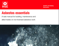 Asbestos Essentials HSE publication HSG210