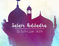 Eidul Adha 1437