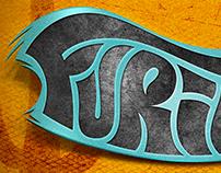 Furiosa Lettering