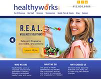 Health & Wellness Website