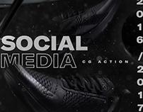 Social Media - CG Action