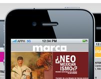 Marco Museum App