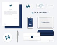 Brand Identity Design • La Noosphère