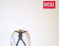 Independent Study - Diesel Jeans Campaign