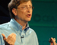 BILL GATES' PERSONAL WEBSITE
