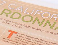 Wine Spectator | California Chardonnay