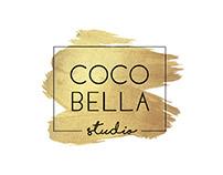 CocoBella Studio branding