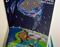 Don't Blame the Rain! Stormwater 101 Campaign