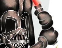 Ricardo Orona l Darth Vader!