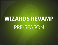 Wizards Club Pre-Season Revamp