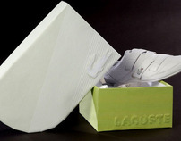 Lacoste Shoe Packaging Redesign