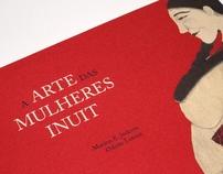 Livro as Mulheres Inuit