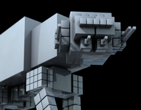 Hoth Cubed! - 5 Second Animation
