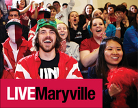 Ads for Maryville University