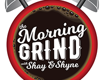 Morning Grind with Shay & Shyne Logo