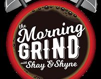 Morning Grind with Shay & Shyne Logo