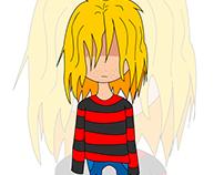 Kurt Cobain (fanart)