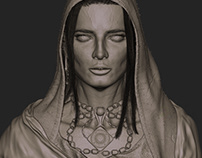Moroccan lady [WIP]