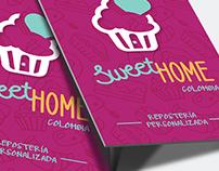 Sweet Home Colombia - Repostería Personalizada