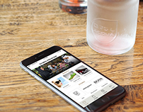 THE GALLERIA / iOS and Android Mobile App