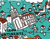 Bilbao worldmap