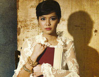 Kartini fashion for Highend Teen magazine