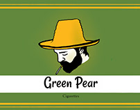 Green Pear Cigarettes