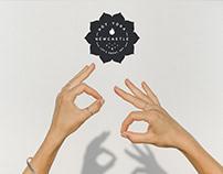 Brand Identity Design - Hot Yoga Newcastle