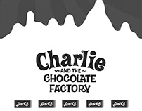 CHARLIE AND THE CHOCOLATE FACTORY // Posters