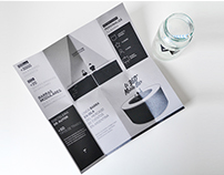 Brochure / Bonos Cocktails
