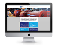 Cluff Natural Resources Corporate Website