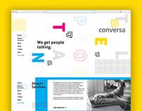 PR Firm | Web Design