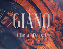 GIANO - { The Art Of Glass}